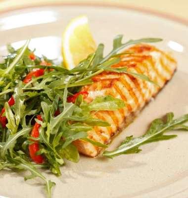 Fried Fish Salad Recipe In Urdu