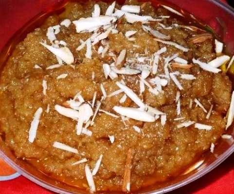 Karachi Ka Halwa Recipe In Urdu