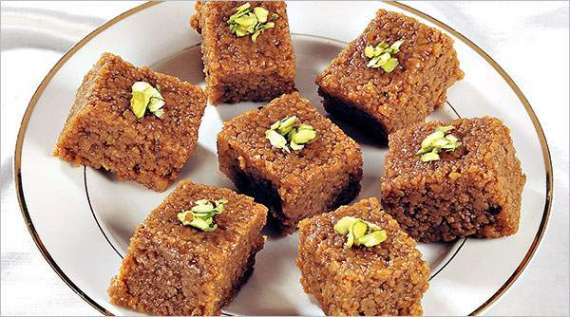 Gondh Ka Sohan Halwa (gond Wala) Recipe In Urdu