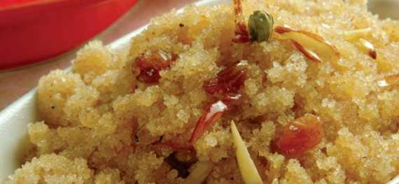 Easy Suji Ka Halwa Recipe In Urdu