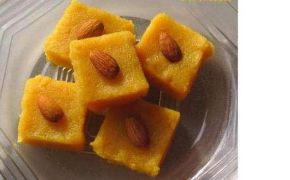 Badami Halwa Recipe In Urdu