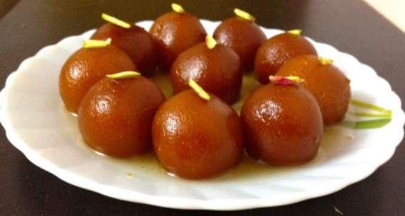 Quick Gulab Jamun  Recipe In Urdu