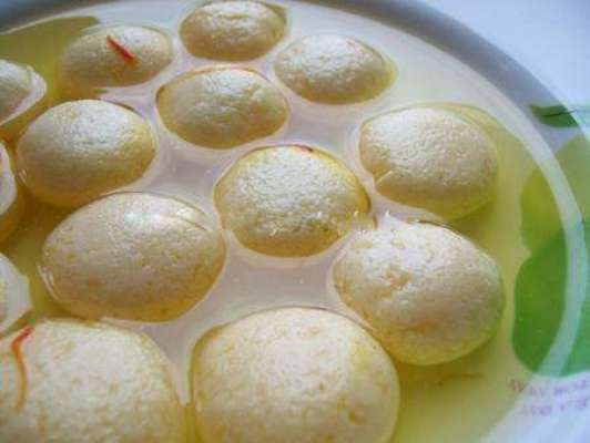 Tasty Rasgulla Recipe In Urdu