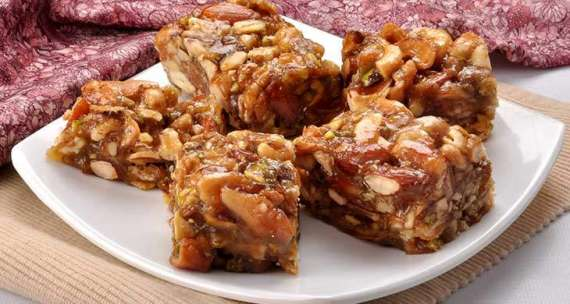 Walnut Burfi Recipe In Urdu