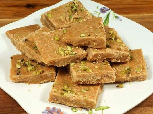 Aloo Barfi Recipe In Urdu