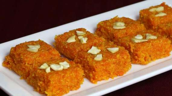Aam Ki Barfi Recipe In Urdu