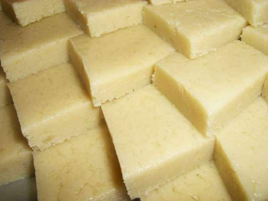 Sada Barfi Recipe In Urdu