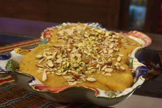 Chanay Ki Daal Ka Halwa Recipe In Urdu