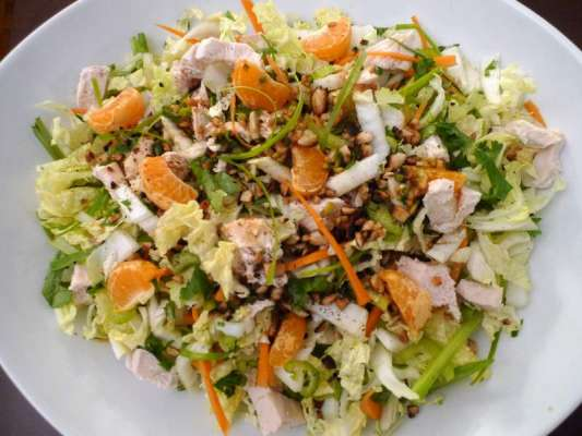 Chinese Salad Recipe In Urdu