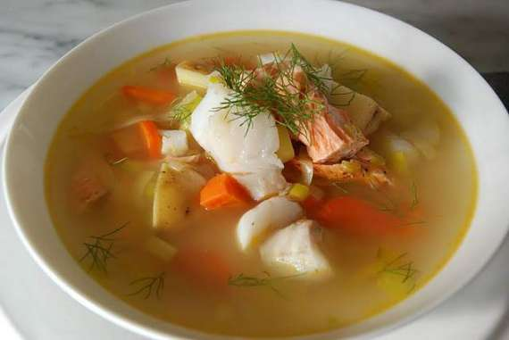 Fish Soup Recipe In Urdu