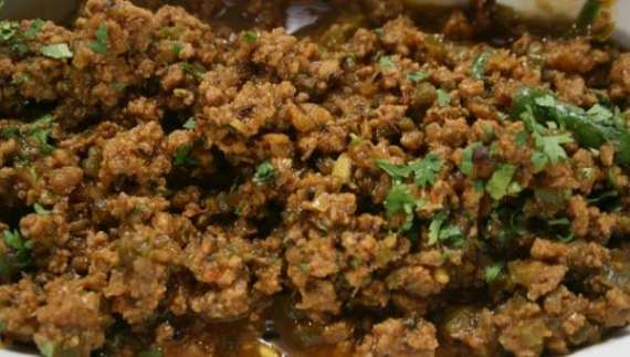 Keema Karahi Recipe In Urdu
