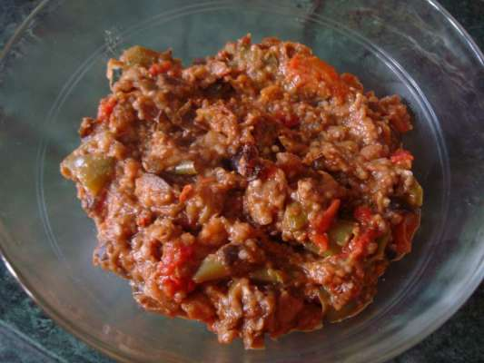 Baingan Ki Chutney Recipe In Urdu
