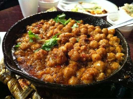 Lahori Chikar Cholay Recipe In Urdu