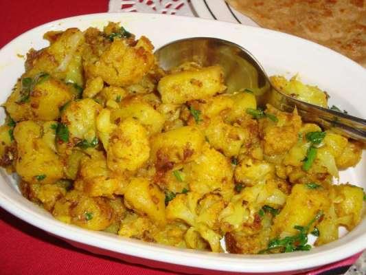 Aloo Ki Bhaji Recipe In Urdu