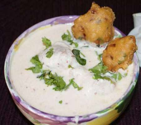 Dahi Pakoray Recipe In Urdu