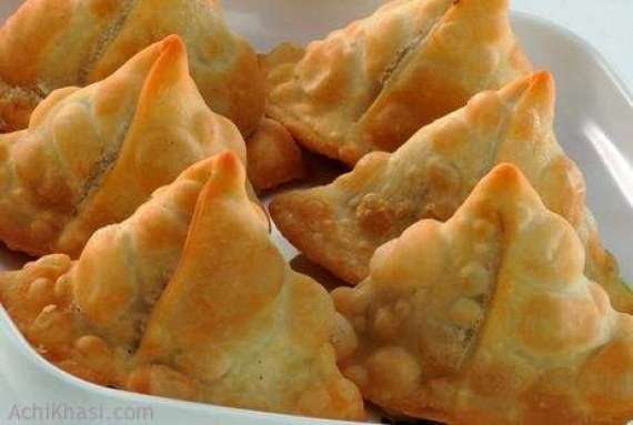 Warqi Samosay Recipe In Urdu