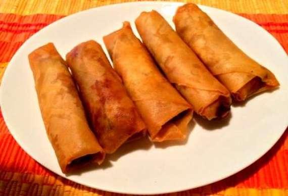 Meat Roll Recipe In Urdu