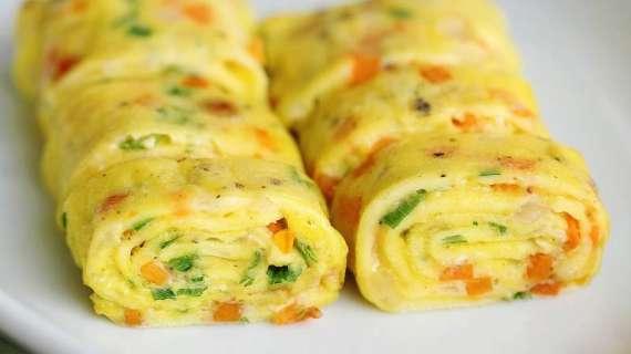 Eggs Roll Recipe In Urdu
