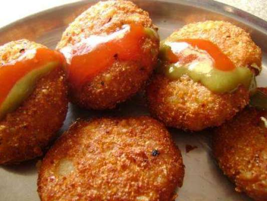 Aloo Ke Cutlets Recipe In Urdu
