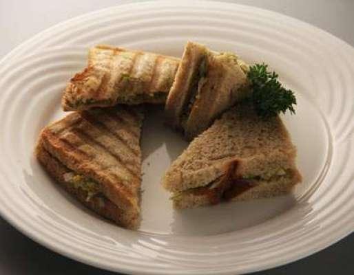 Murgh Sandwich Recipe In Urdu