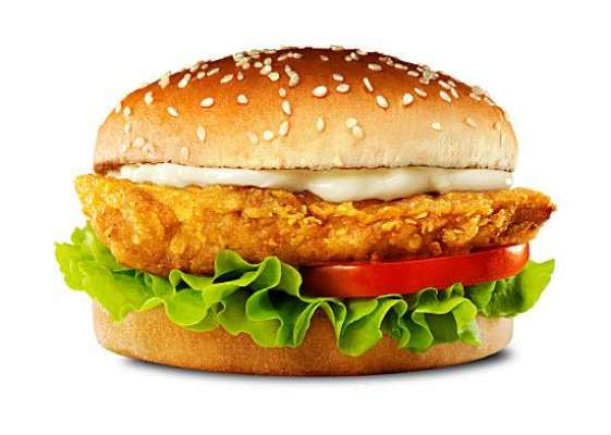 Chicken Burger Recipe In Urdu