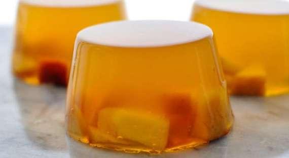 Jelly With Apple Recipe In Urdu
