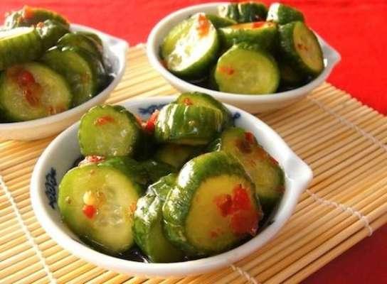 Cucumber Curry Recipe In Urdu