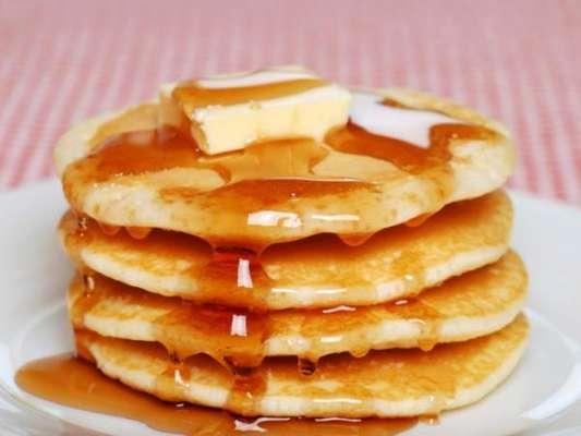 Paneer Stuffed Pancakes Recipe In Urdu