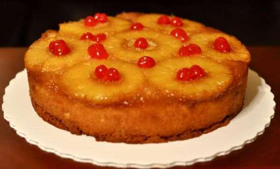 Quick PineApple Cake Recipe In Urdu