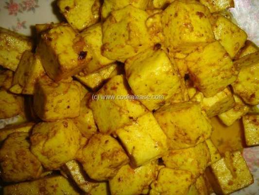 Paneer Aur Aalo Recipe In Urdu