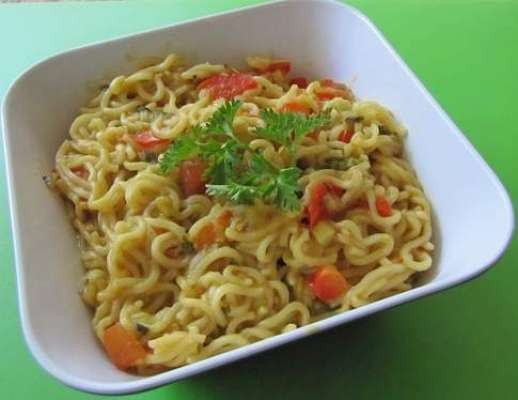 Achari Noodles Recipe In Urdu