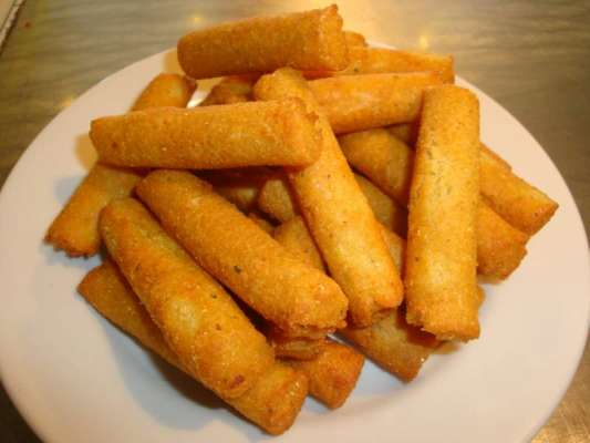 Cheese Finger Recipe In Urdu