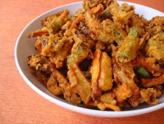 Mix Pakora Recipe In Urdu