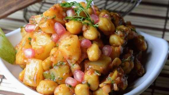 Aloo Cholay Recipe In Urdu
