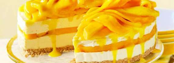 Mango Cheese Cake Recipe In Urdu
