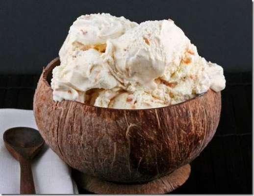 Coconut Icecream Recipe In Urdu