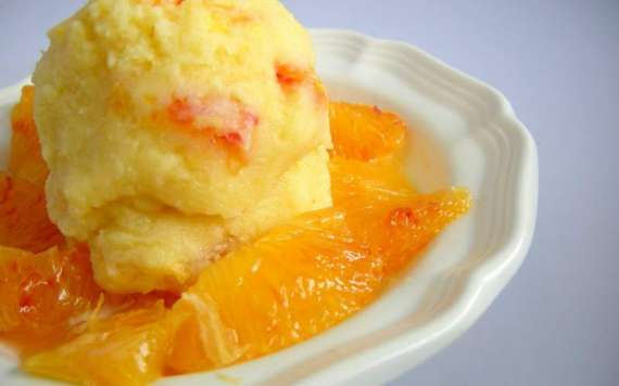 Orange Ice Cream Recipe In Urdu
