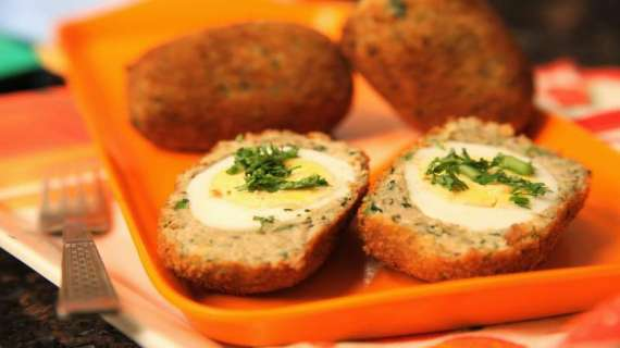 Nargisi Kebab Recipe In Urdu