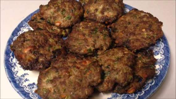 Chappal Kabab Recipe In Urdu