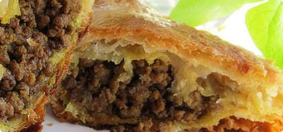 Beef Pastry Number2  Recipe In Urdu