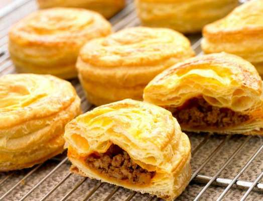 Puff Pastry Recipe In Urdu