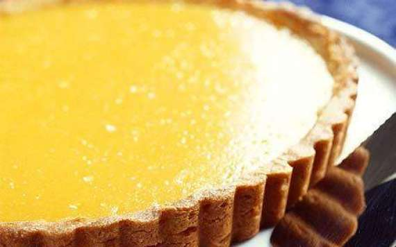 Lemon Tart Cake Recipe In Urdu