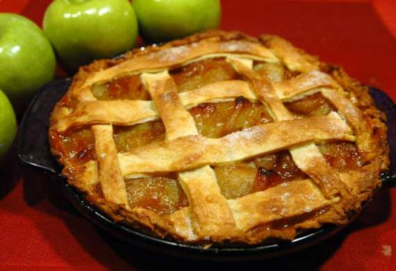 Apple Pie Recipe In Urdu