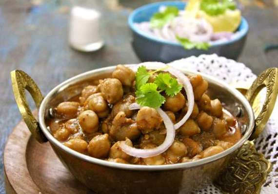 Peshawari Chole Recipe In Urdu