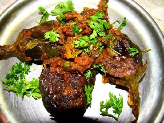 Masala Baingan  Recipe In Urdu