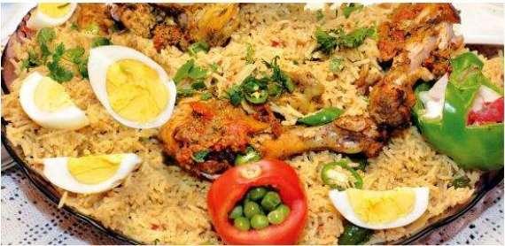 Chicken Beryani Recipe In Urdu
