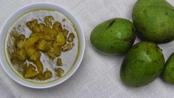 Aaamm Ki Ksondi Recipe In Urdu