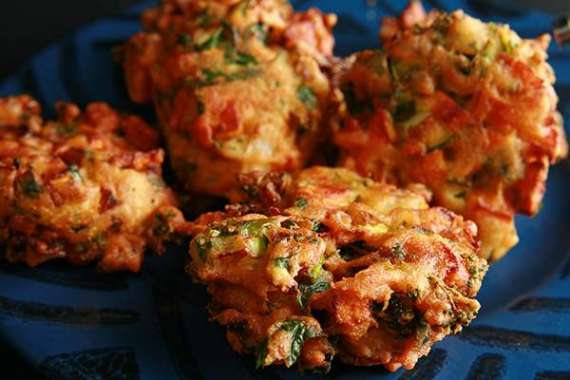 Sabzi K Pakoray Recipe In Urdu