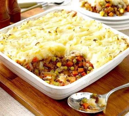 Mix Vegetable Pie Recipe In Urdu