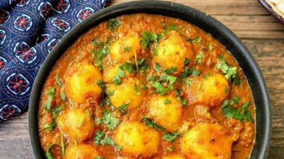 Mughlai Aloo Recipe In Urdu